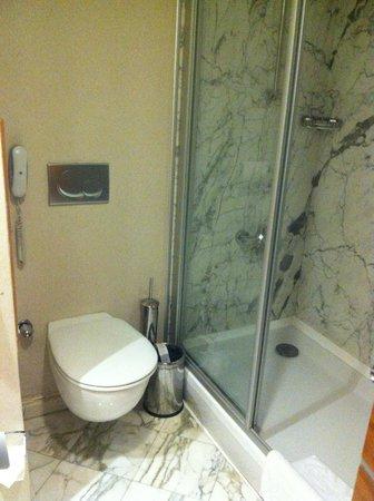 Ankara Plaza Hotel : bathroomq