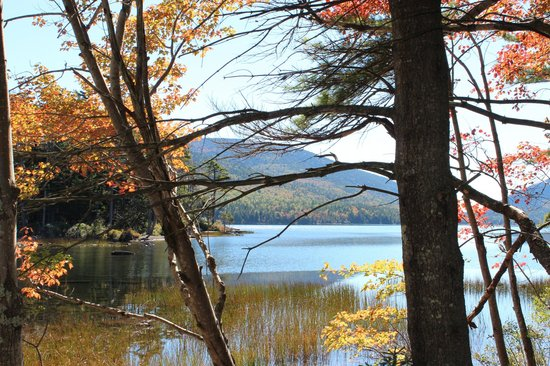 Mount Desert Island: early fall day