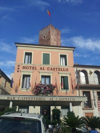 Hotel Al Castello : Facciata