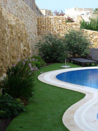 Daydream Gozo: Les extérieurs