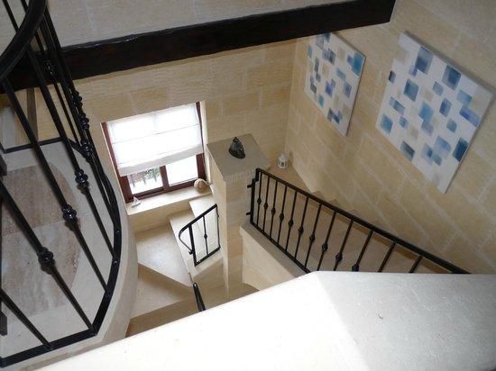 Daydream Gozo: montée d'escaliers