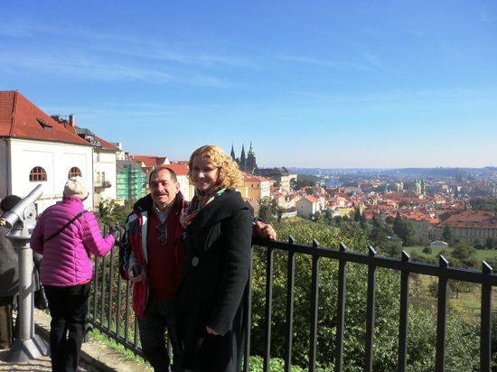Conocer Praga Tours privados y Excursiones: praga y guia margarita