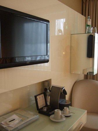 Hotel Santo: Bedroom