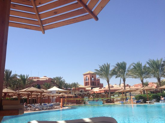TUI Magic Life Sharm el Sheikh: Activity Pool view