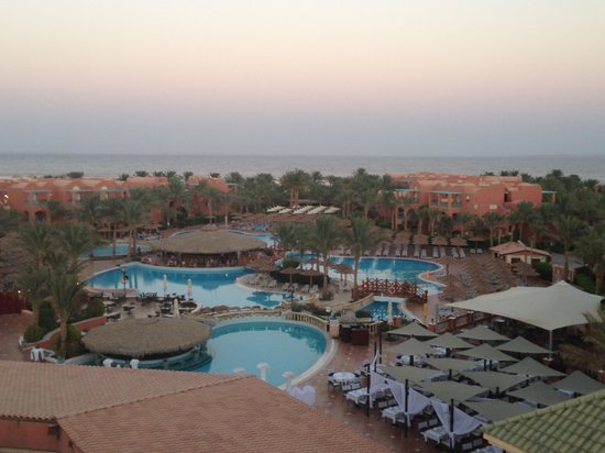 TUI Magic Life Sharm el Sheikh: View from Tower