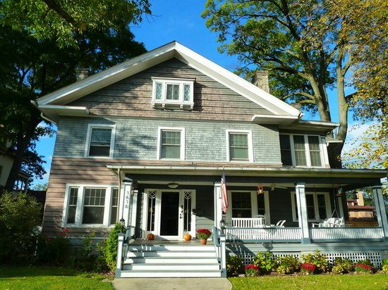 Hawthorne Park Bed and Breakfast : Bed and breakfast
