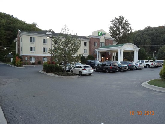 Holiday Inn Express Cherokee/Casino: HIE, Cherokee, NC