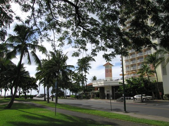Park Shore Hotel Waikiki Reviews