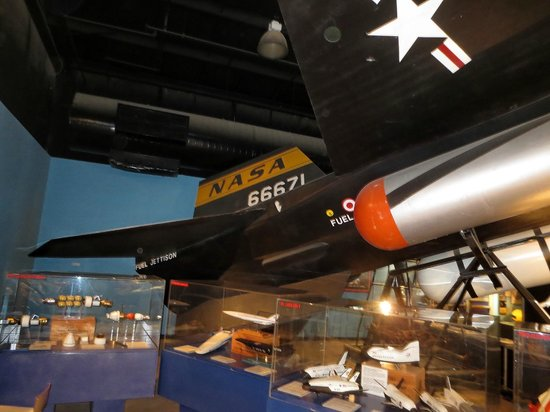 Pima Air & Space Museum : X15 Rocket Plane