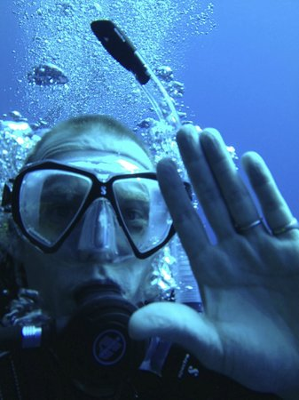 Aegean Divers Dive Center - Day Excursions: Just me!