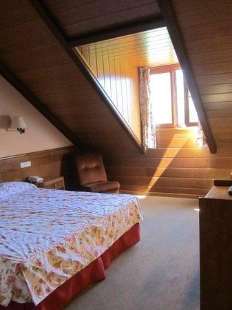Gran Hotel Benasque: Habitación doble