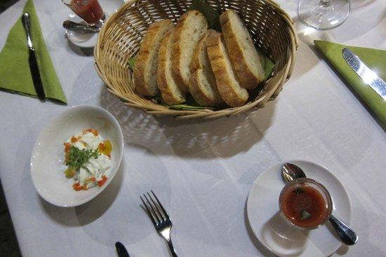 Vinothek Restaurant Oskar: Starter