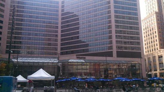 The Westin Cincinnati: the westin