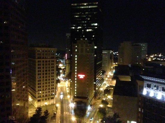 The Ritz-Carlton, Atlanta: View from the room