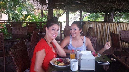 Hotel Guanamar: Delicioso desayuno