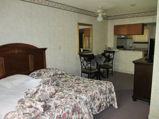Guam Airport Hotel: Room