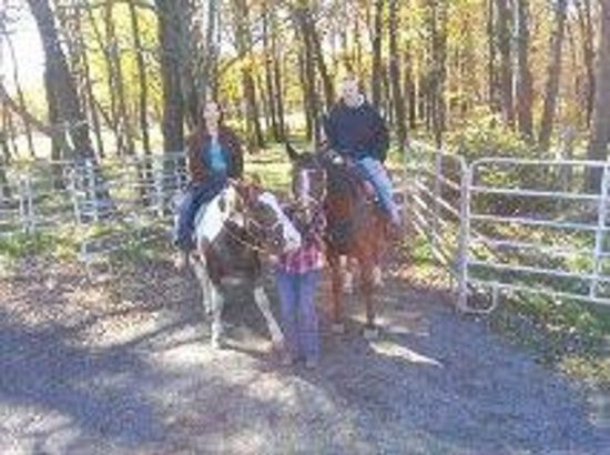 The Ranch at Pocono Manor: great day