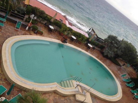 Hotel Parco Smeraldo Terme : Piscina esterna