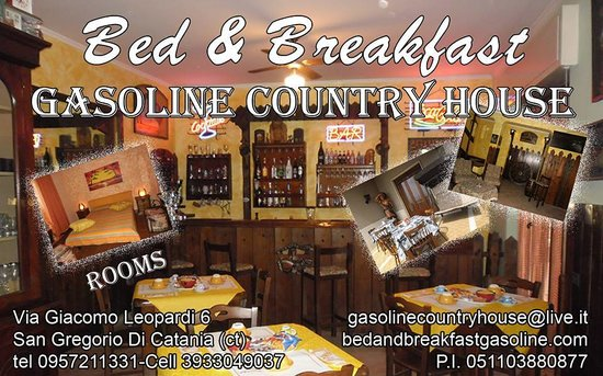 B&B Gasoline Country House
