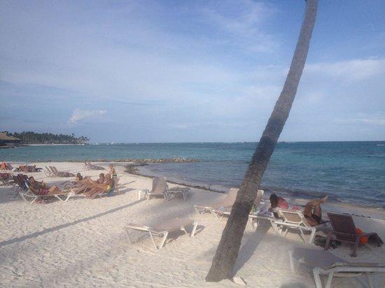 Playa Blanca Restaurant : Spiaggia