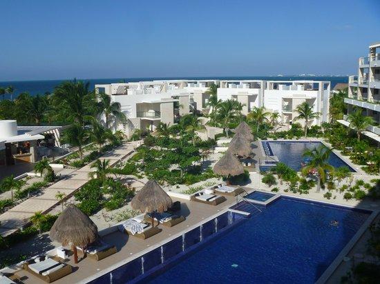 Beloved Playa Mujeres: Great view!