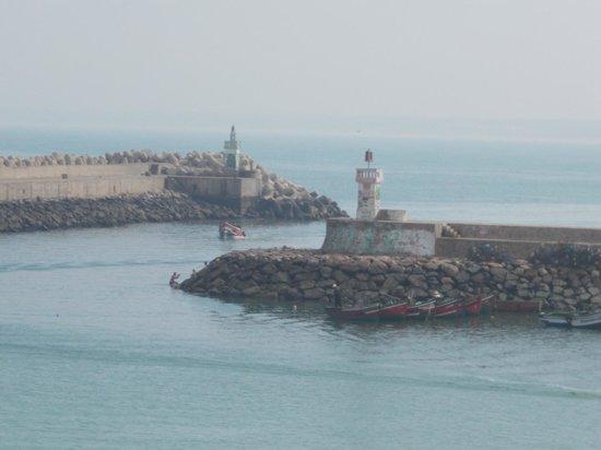Cité Portugaise : Harbour area