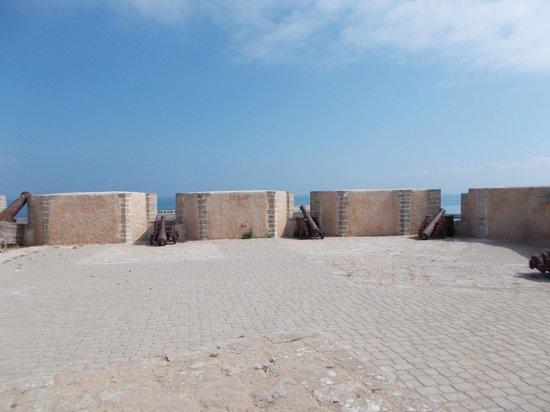 Cité Portugaise : Part of the old fort