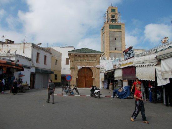 Cité Portugaise : Old town