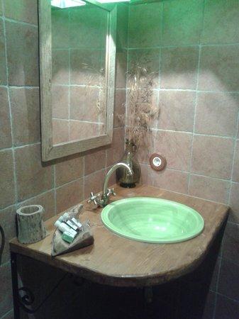 El Planeta Escondido: baño2