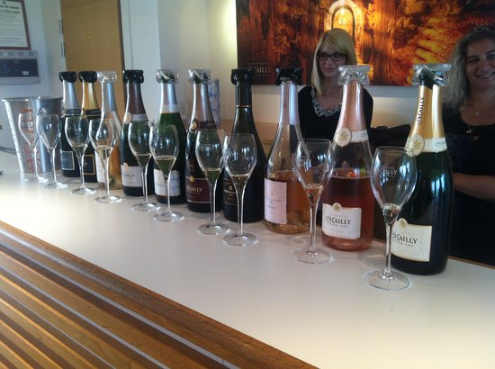 Mailly-Champagne, France: the amazing wines
