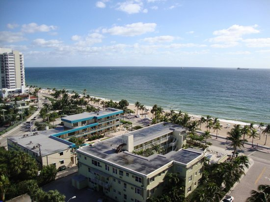 The Ritz-Carlton, Fort Lauderdale: Beach view from #1101