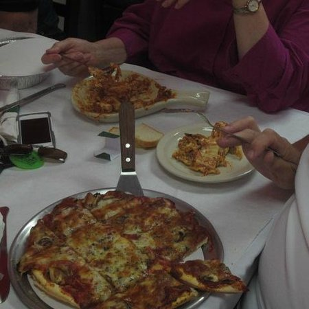 Toscana Pizza and Pasta: Delicious food