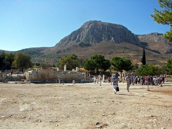 Archaeological Museum of Corinth: Acrocorinth + Bema