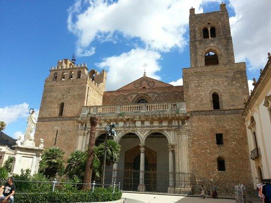 Picture Of Duomo Di Monreale, Monreale