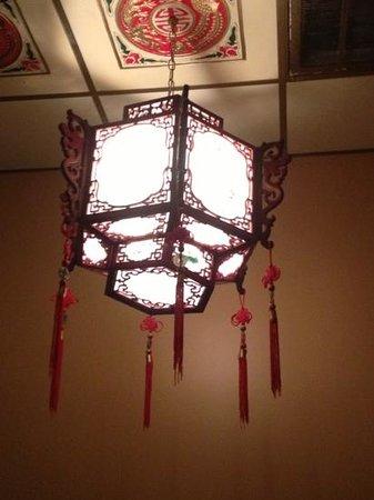 China 1: cool oriental light fixtures