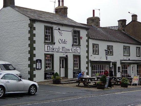 Ye Olde Naked Man Cafe: Naked Man Cafe