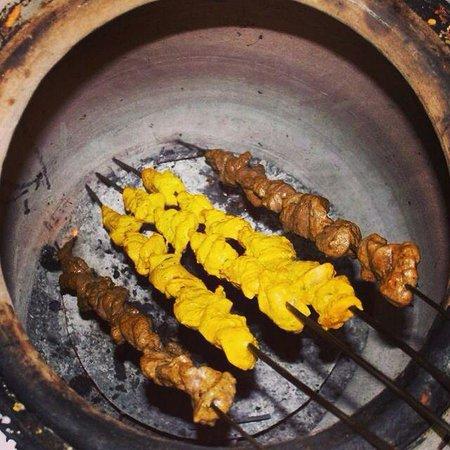 Lal Qila Restaurant: Tandoori BBQ @ Lal Qila