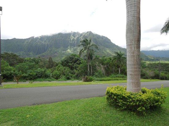 Royal Hawaiian Golf Club: Spectacular Vistas