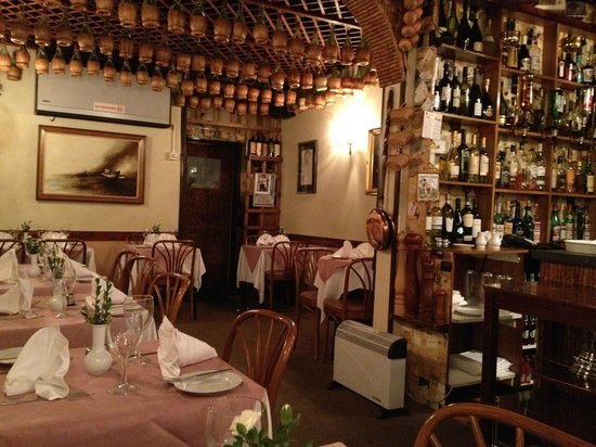 Small intimate romantic italian atmosphere picture - Cuisine designer italien ...