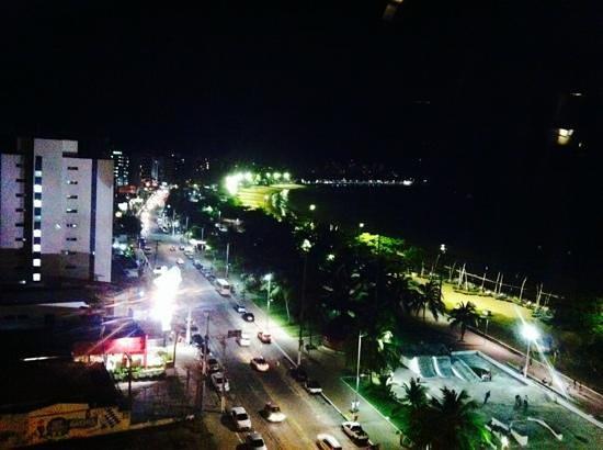 Imperador dos Camaroes: praia de Pajuçara