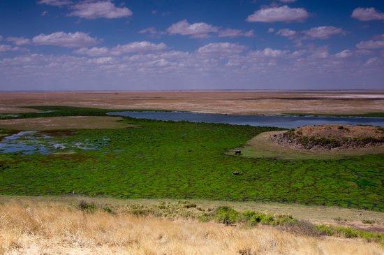 Gamewatchers Adventure Camp, Selenkay: Amboseli Observation Hill