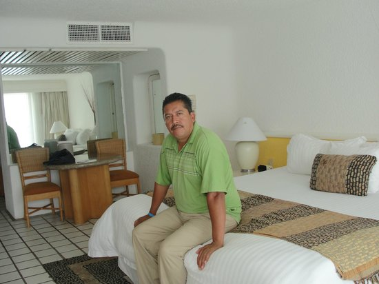 Park Royal Puerto Vallarta: amplias y comodas habitaciones