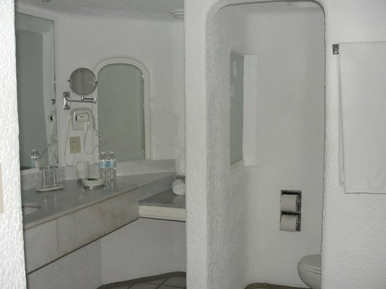 Park Royal Puerto Vallarta: baños ampilos y limpios