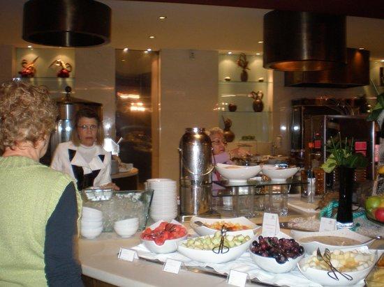 Sheraton Porto Hotel & Spa: Café da manhã