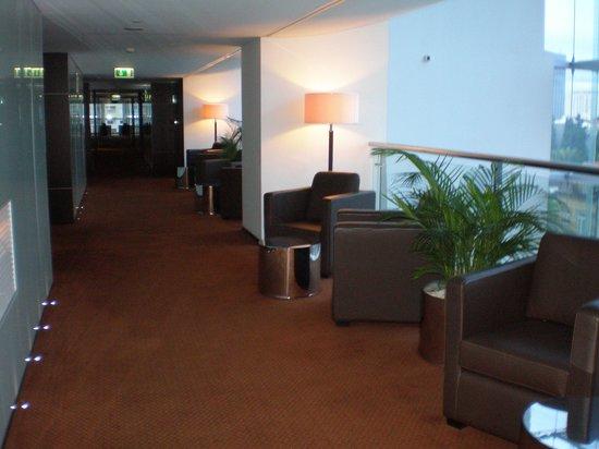 Sheraton Porto Hotel & Spa: Corredores
