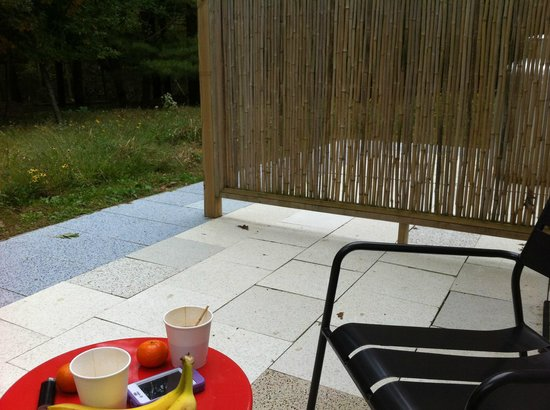Forever Bungalows: Morning cup of coffee