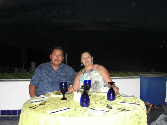 Park Royal Puerto Vallarta : cena riquisima