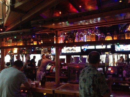 Seacrets: One of the bars