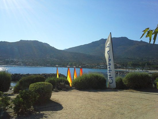 Club Med Sant'Ambroggio : plage du club