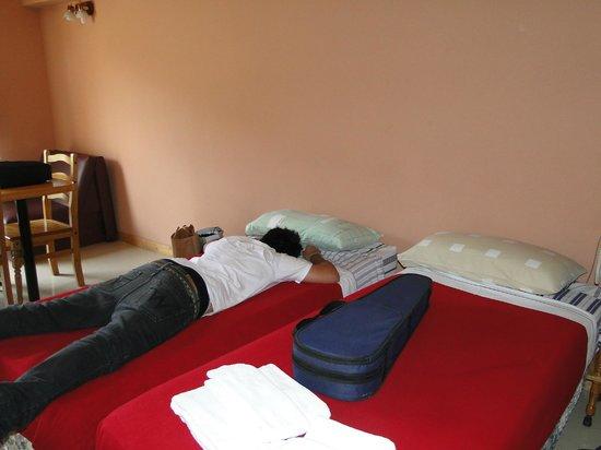 Choconcito Apart Hotel: Habitaciones cómodas